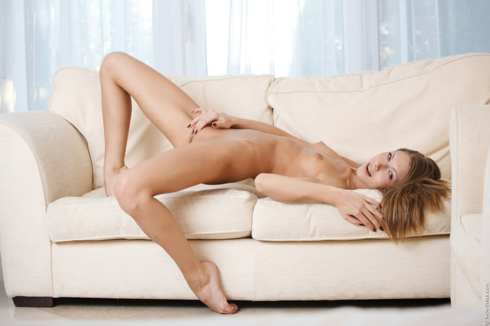 Wow Girls Anjelica in Teasing Foreplay 1