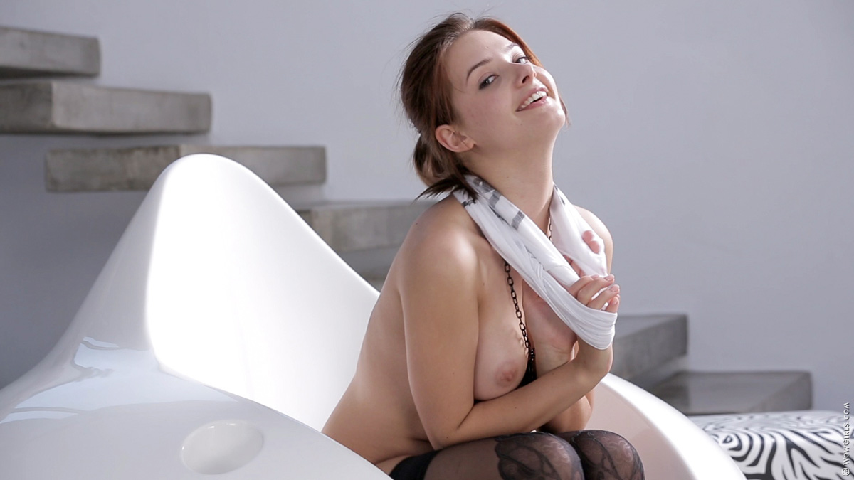 Wow Girls Anna Tatu in Wishful Thinking 2