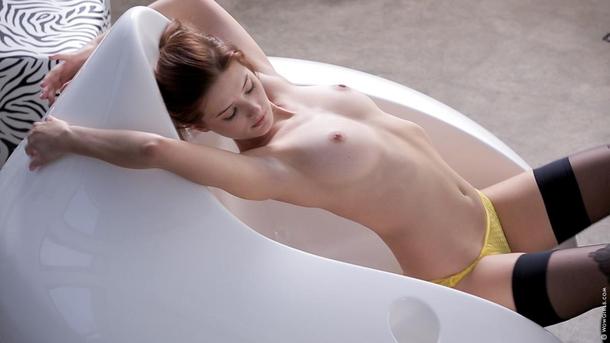 Wow Girls Anna Tatu in Wishful Thinking 5