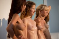 Wow Girls Maria Pie, Nomi, Paula Shy & Vanessa in Angels Fantasies 6