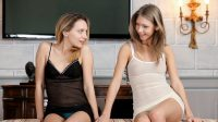 Wow Girls Anjelica & Natasha Von in Love Is For Two 2