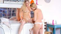 Wow Girls Lorena & Natasha Von in Lesbian Caresses 3