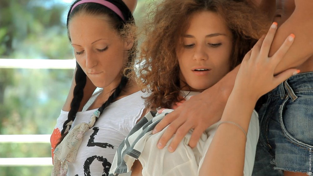 Wow Girls Klara & Paloma in Let's Come Together 3