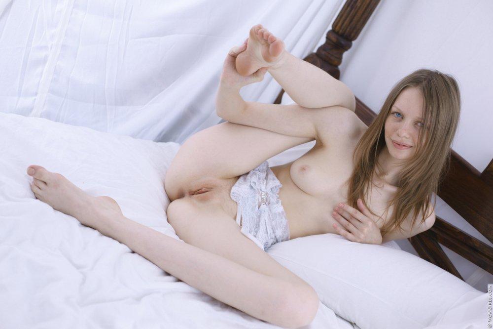 Wow Girls Gloria in White Sensation 15