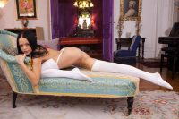 Wow Girls Lonely, Horny Princess Featuring Melanie B 12