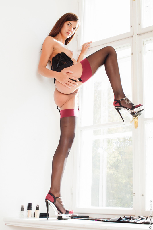 Wow Girls Candice Luca in Dream Lady 8