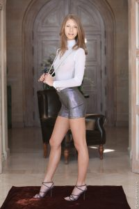 Wow Girls Anjelica in A White Pearl 10